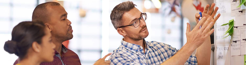 Agile Coaching hero image
