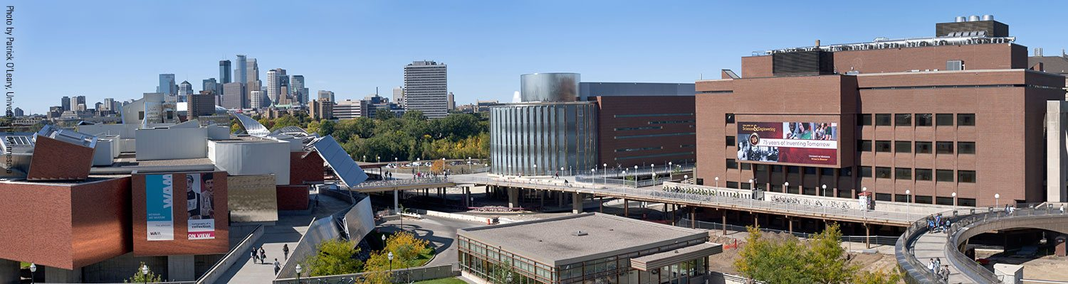 University of Minnesota Twin Cities campus buildings