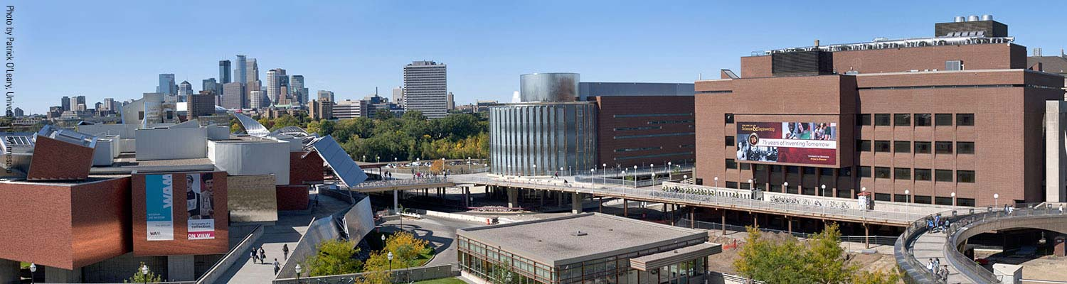 University of Minnesota Twin Cities campus buildings resized