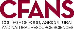 College of Food, Agricultural and Natural Resource Sciences wordmark