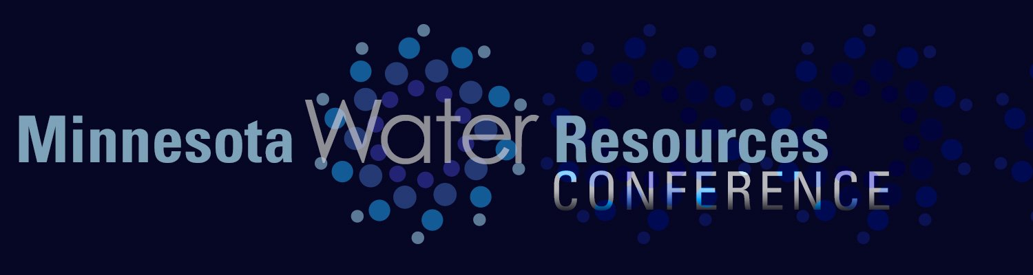 Water Resources Conference graphic header