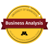 Business Analysis Digital Badge