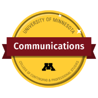 Communications Digital Badge