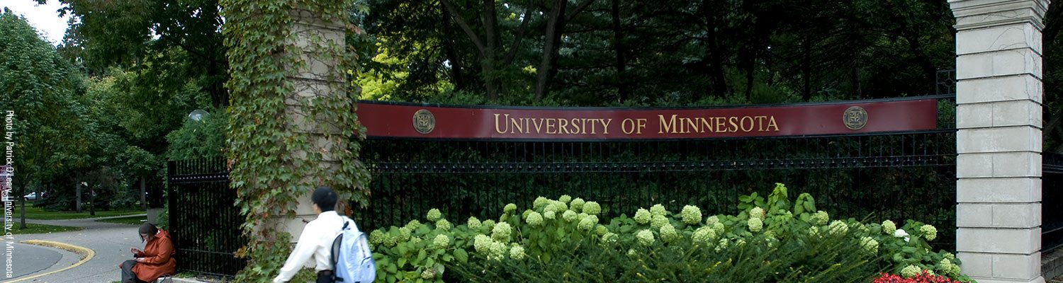 Customized ESL Training - University of Minnesota campus image
