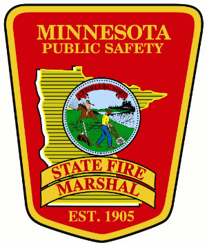 MN Fire Marshall logo