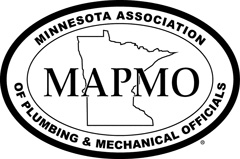 Minnesota Association of Plumbing & Mechanical Officials logo