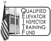 Qualified Elevator Inspector Training Fund logo