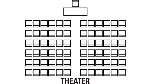 Room Configuration Theater