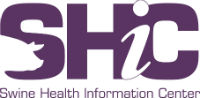 Swine Health Information Center logo