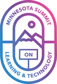 Minnesota Summit on Learning & Technology logo